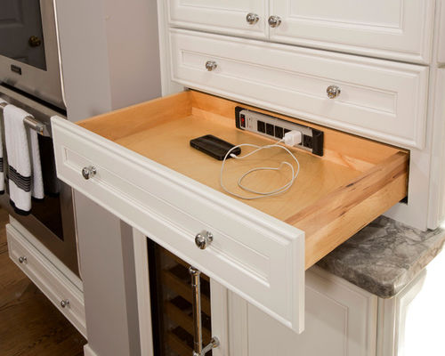 Declutter Your Kitchen with a Charging Station