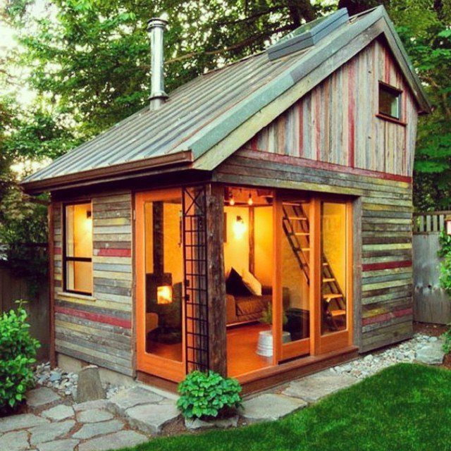 move over man cave  welcome the she shed