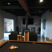 basement remodeling by High Quality Contracting Inc.
