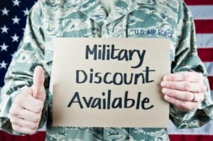 Military Discounts Wisconsin