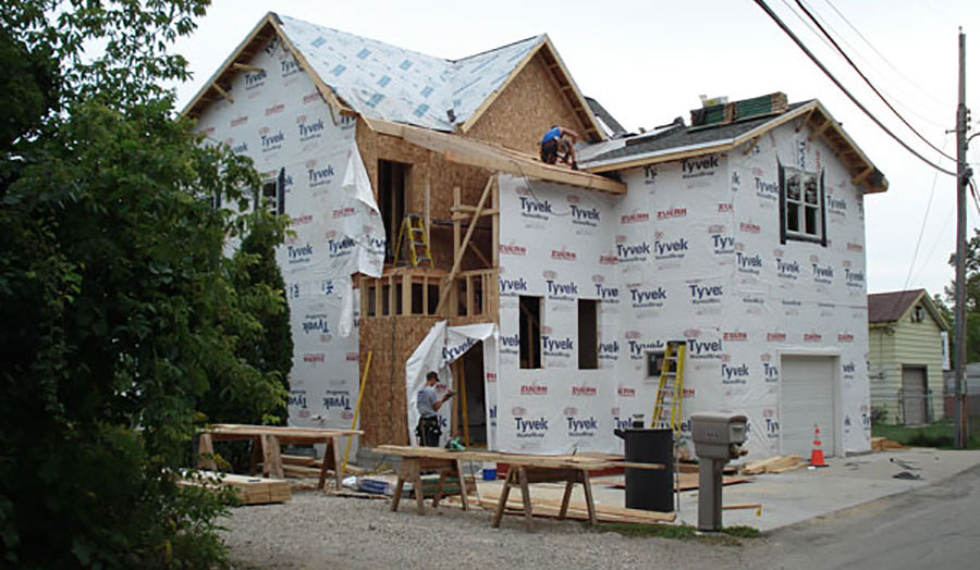 Wisconsin home remodeling by High Quality Contracting Inc