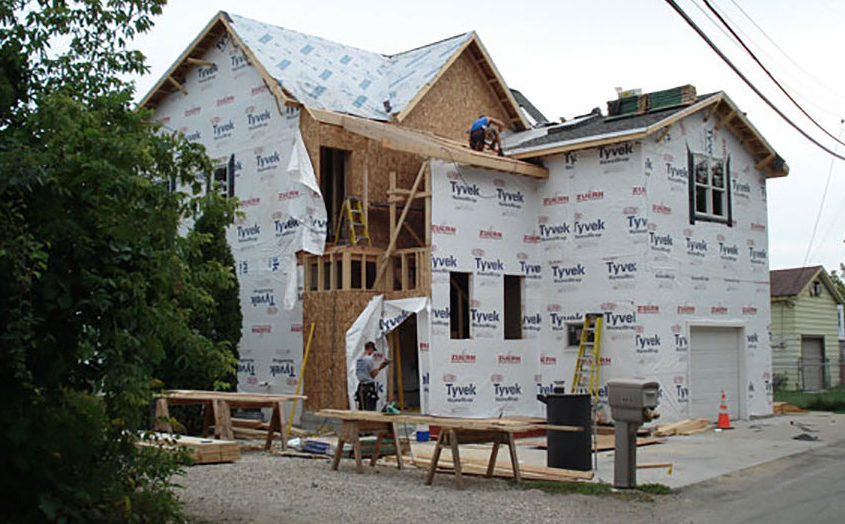 Wisconsin home remodeling addition construction contractor High Quality Contracting Inc