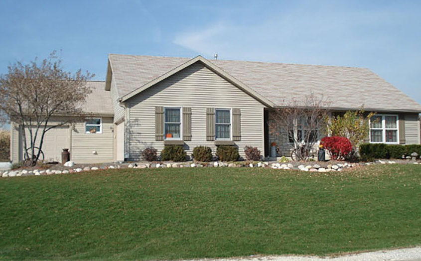 Caledonia home construction contractor - new home addition