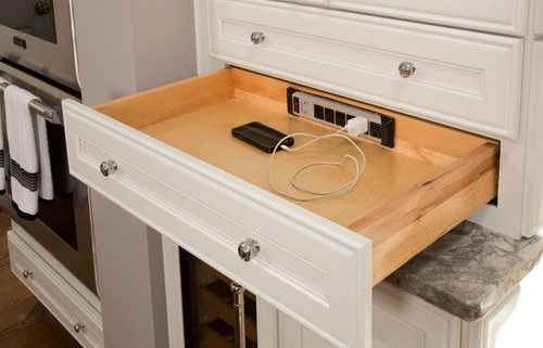 charging stations for the kitchen