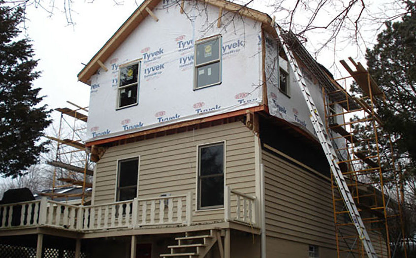 Wisconsin addition construction contractor