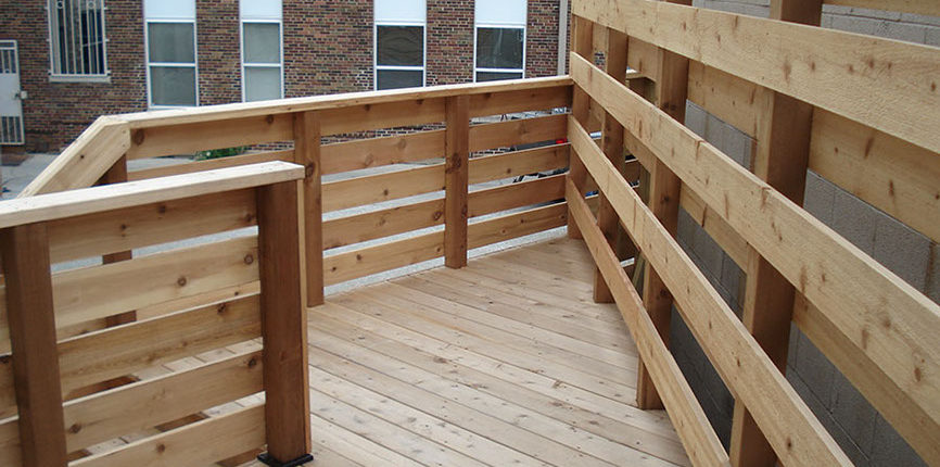 Wisconsin fencing construction contractor High Quality Contracting Inc