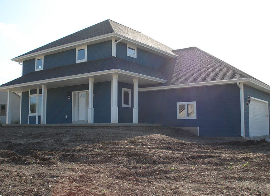 Wisconsin new home construction contractor High Quality Contracting Inc