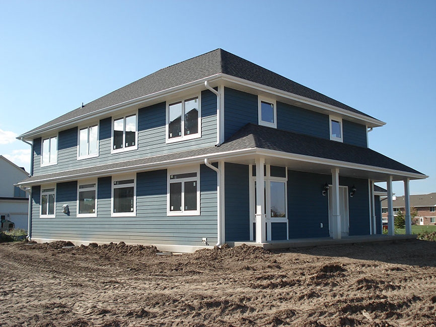 Wisconsin New Home Construction
