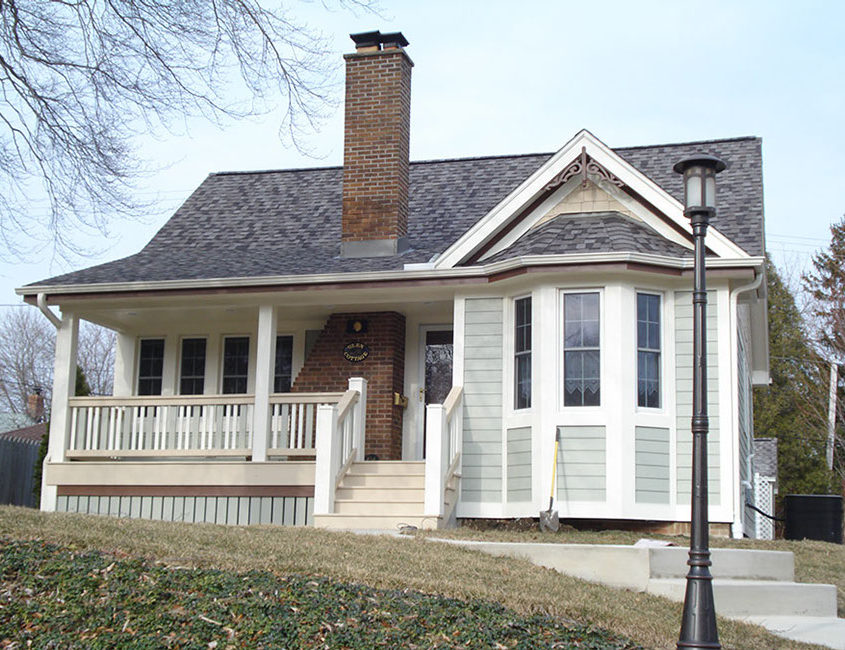 Milwaukee home remodeling construction contractor