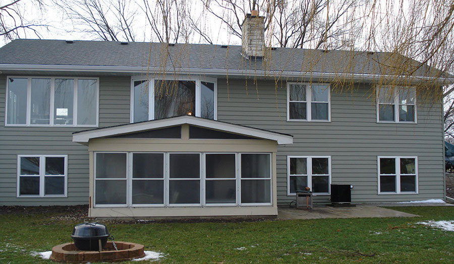 Wisconsin home remodeling construction contractor