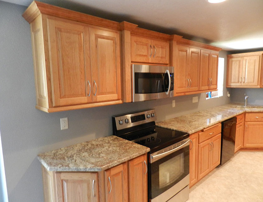 Wisconsin kitchen remodeling contractor High Quality Contracting Inc