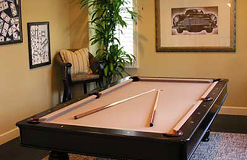 Wisconsin home construction contractor - game room  construction