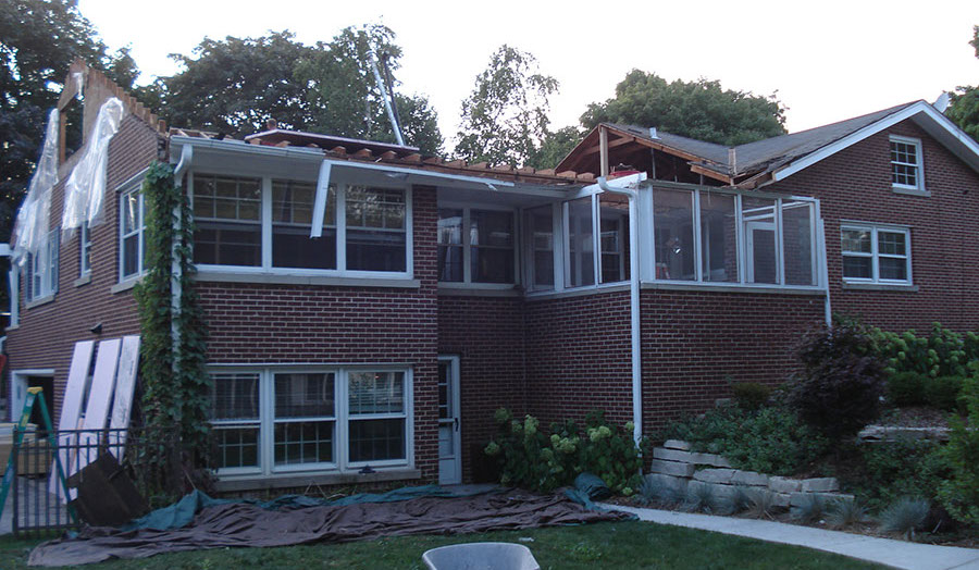 Wisconsin roofing contractor