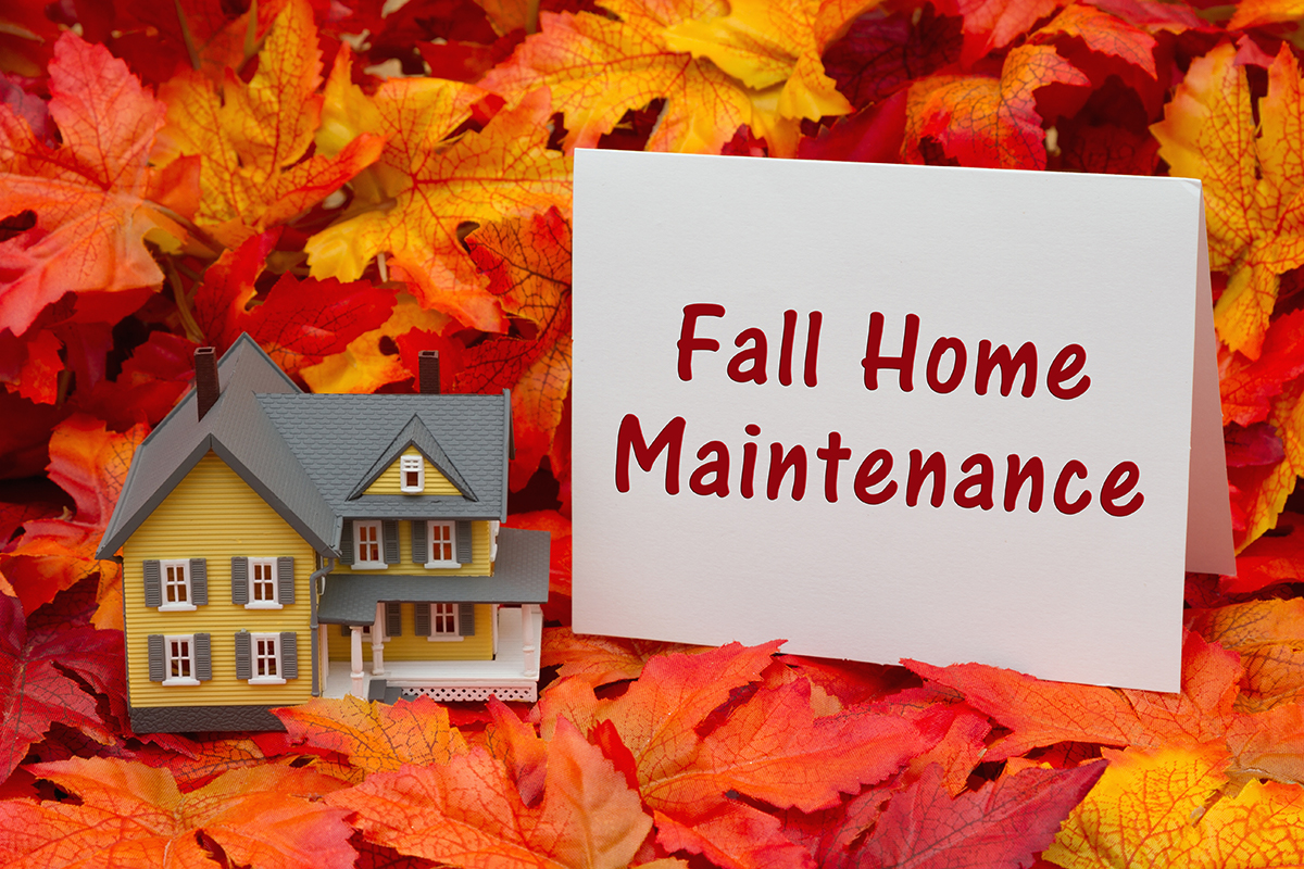 The Homeowners Fall Home Maintenance Checklist