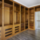 Wisconsin custom closet construction by High Quality Contracting Inc