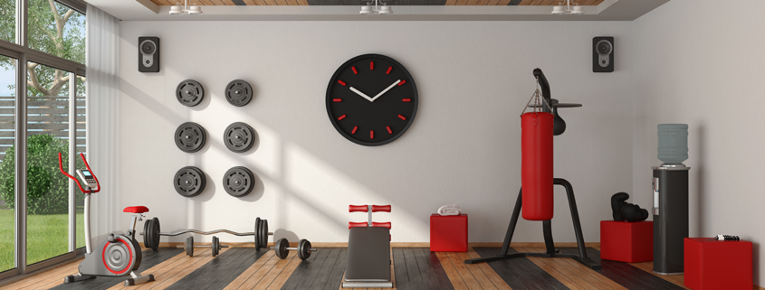 home gym construction ideas 2019
