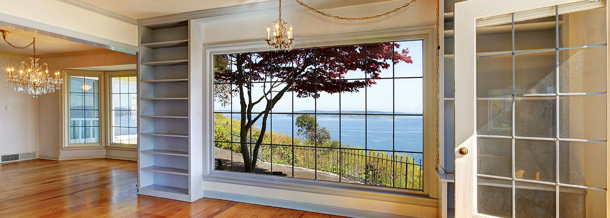 increased natural lighting in home with new windows