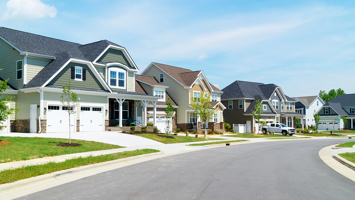 Expressing yourself with exterior home siding.
