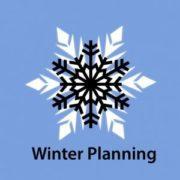 winter construction planning