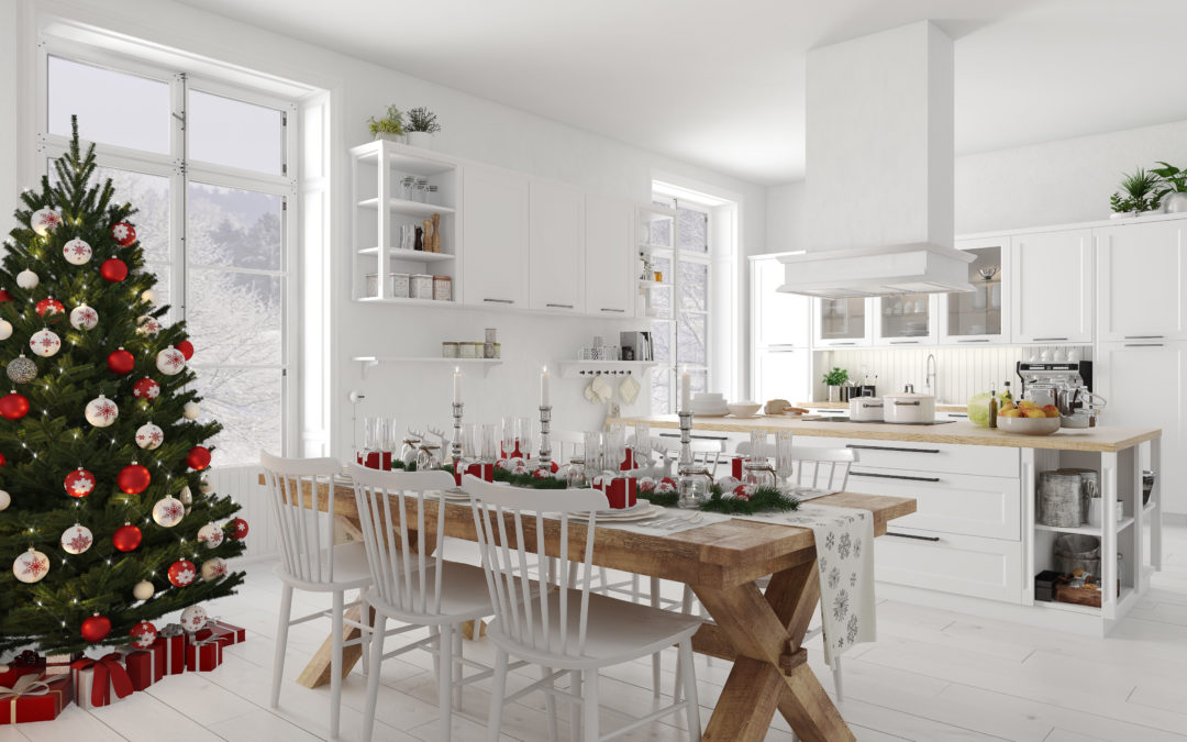 Remodel Your Home in Time for the Holidays