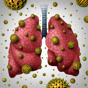 Mold Spores on lungs