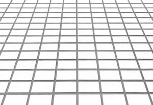 light tile with dark colored grout
